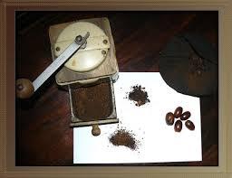 eikeltjeskoffie-zetten